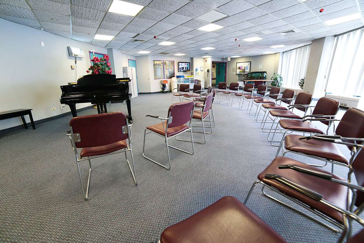 Music Room at Seagate