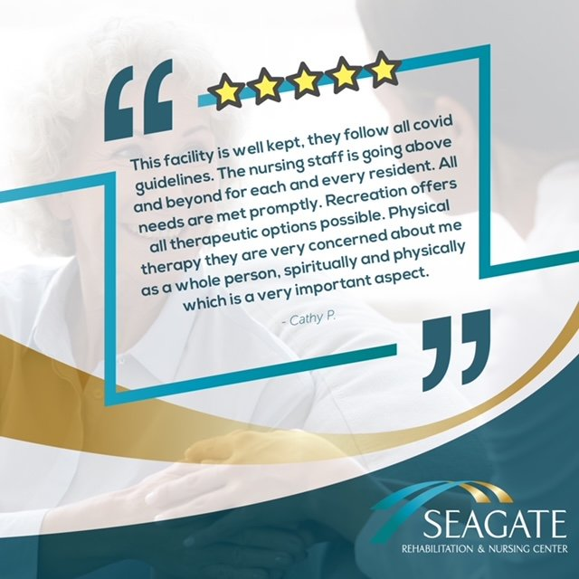 Review from Cathy P.